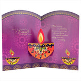Diwali Beautiful Greeting Card