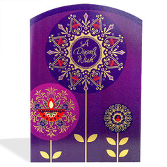 buy diwali cards india