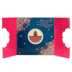 Have A Graceful Diwali Beautiful Greeting Card