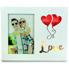 Adorable Blissful Love LED Frame
