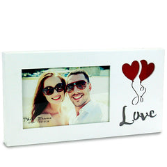 Delightful Smile Love LED Frame