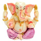 Subh Ganesha Idol & Beautiful Diya