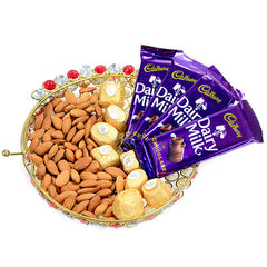 send chocolates for diwali delhi