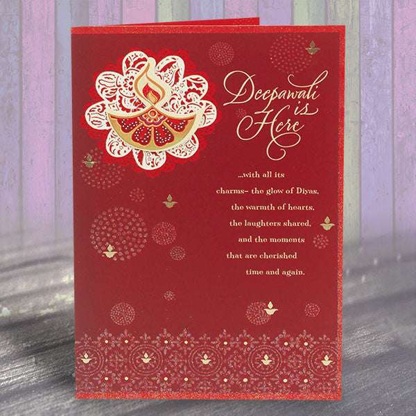 Deepawali Greeting Cards
