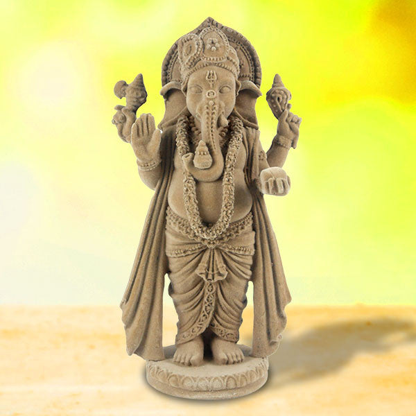Ganesh Idol, Buy exquisite standing ganesha idol online