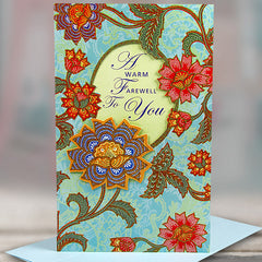 Shop farewell greeting cards