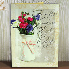 Shop farewell cards online
