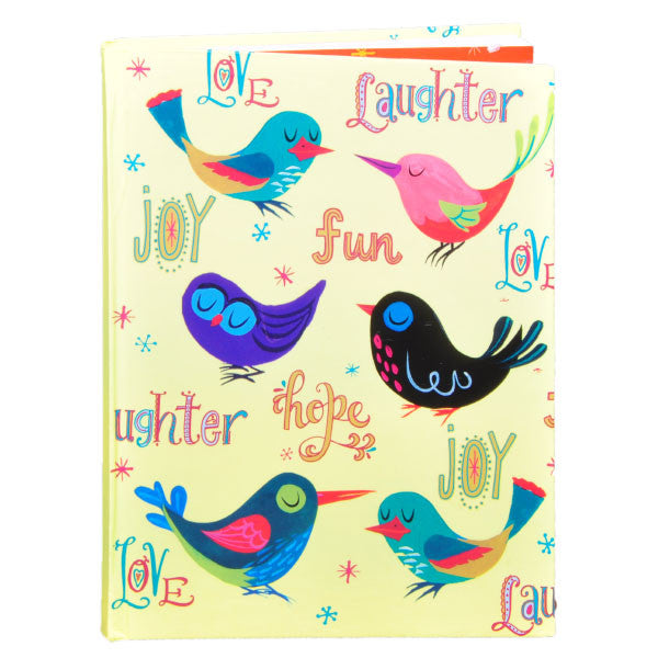 Love Laughter Joy Fun Notebook