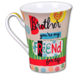 best brother mug on rakhi