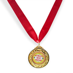 medal for best friend