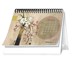 Appealing New Year Desk Calendar