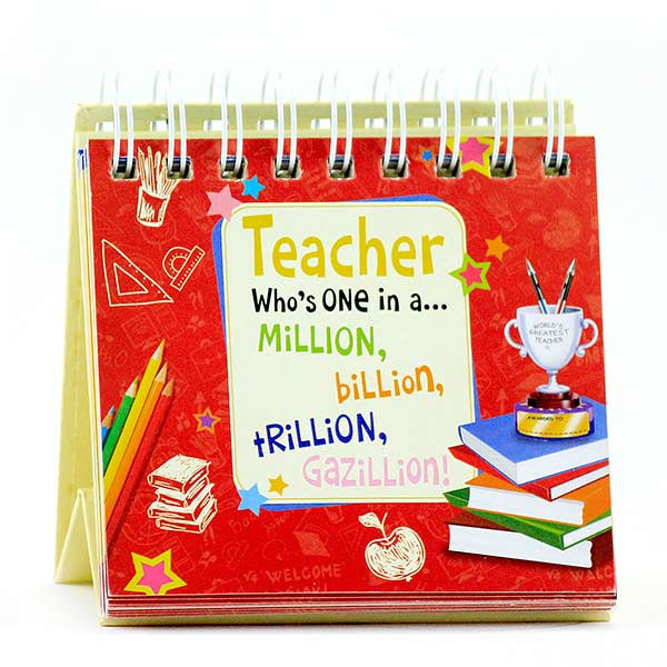 unique ideas for teachers day