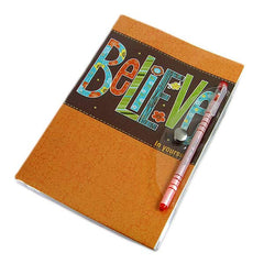 Adorable  Notebook With Pen
