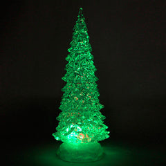 Delightful LED Christmas Tree