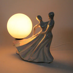 Mesmerizing Love Dance LED Figurine
