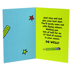 All The Best Greeting Card
