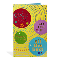 best of luck greeting cards in india