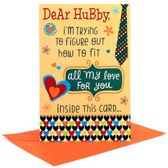 greeting cards for husband