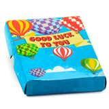 Good Luck Folding Card In Box