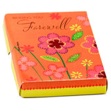 Farewell Folding Card In Box