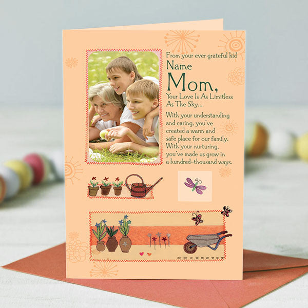 Shop mothers day cards