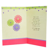Lots Birthday Wishes Greeting Card