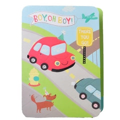 Boy Happy Birthday Greeting Card