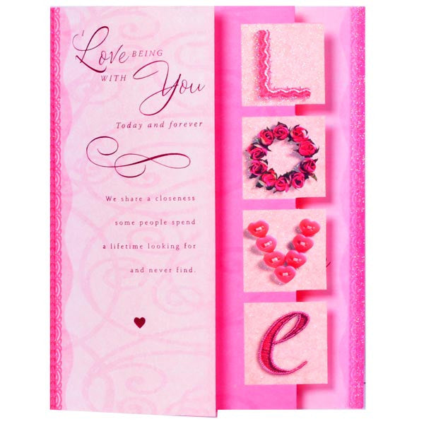 All My Love Romantic Cards