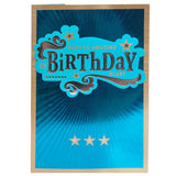 Birthday Carnival Greeting Card