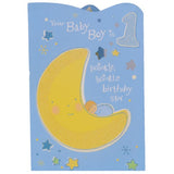 Birthday Star Greeting Card