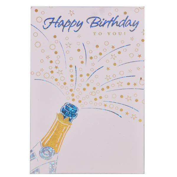 Greeting Card For Fantastic Birthday