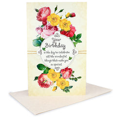 happy birthday cards by Hallmark India