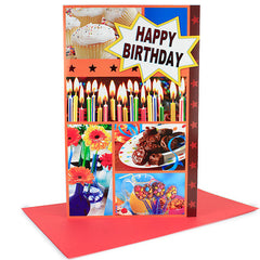 birthday greetings by Hallmark India