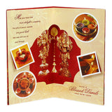 Happy Deepawali Wishes Greeting Card