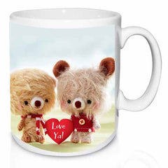 Lovely Personalised mug new year