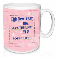 inspiring Personalised mug new year