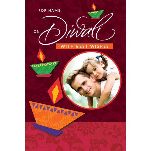 buy diwali personalised cards
