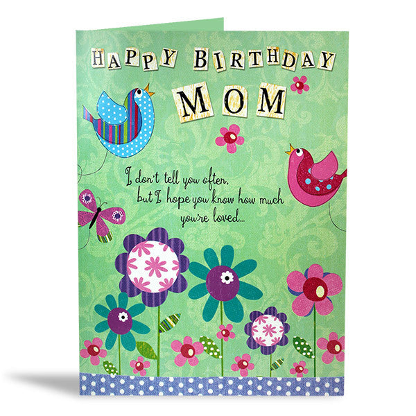 birthday cards for mom by Hallmark India