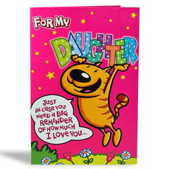 birthday cards for daughter by Hallmark India