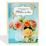 birthday card for mother in law by Hallmark India