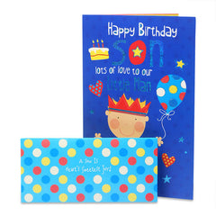 birthday greetings for son by Hallmark India