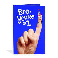 birthday cards for brother by Hallmark India
