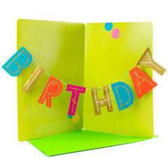 Childhood Memories Birthday Greeting Card