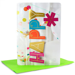 wonderful birthday cards by Hallmark India