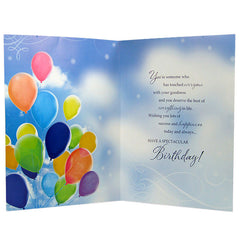 Have A Spectacular Birthday Jumbo Card