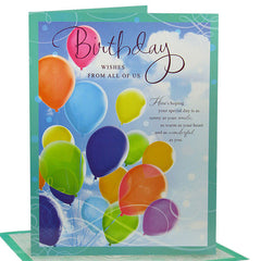 jumbo birthday cards by Hallmark India