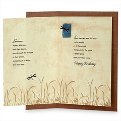 Happy Birthday Dear Son Greeting Card