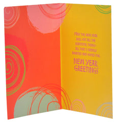 New year greeting
