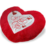 I Love You Soft Heart Cushion