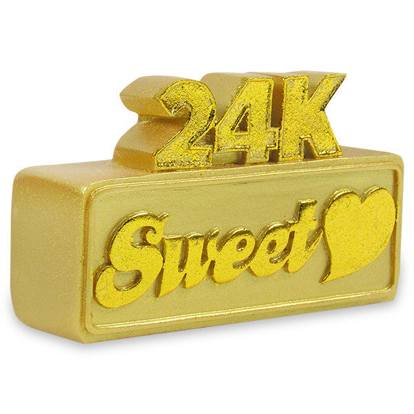24K Sweet Desk Decorative